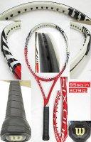【中古テニスラケット】W0779 ウイルソン SIX.ONE95 JP 値下げしました【H27/09/01】