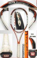 【中古テニスラケット】W0847 ウイルソン nツアーTWO/95
