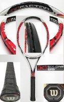 【中古テニスラケット】W0853 ウイルソン [K]SIX-ONE95