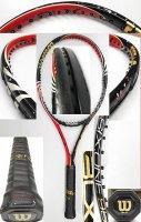 【中古テニスラケット】W0855 ウイルソン SIX.ONE BLX95 値下げしました【H27/08/24】