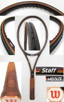 【中古テニスラケット】W0899 ウイルソン スタッフミッド