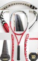 【中古テニスラケット】W0922 ウイルソン SIX.ONE95(16×18)