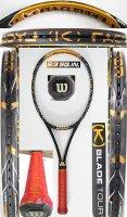 【中古テニスラケット】W0993 ウイルソン  [K]ブレードツアー93