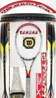 【中古テニスラケット】W1013 ウイルソン スチーム100(2012年モデル)〜値下げしました【R3/03/28】〜