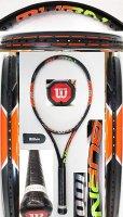 【中古テニスラケット】W1026 ウイルソン バーン100