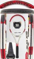 【中古テニスラケット】W1031 ウイルソン SIX.ONE95(16×18)