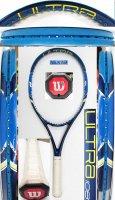 【中古テニスラケット】W1045 ウイルソン ウルトラ108