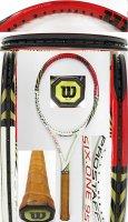 【中古テニスラケット】W1064 ウイルソン プロスタッフ SIX.ONE95 値下げしました【H30/07/02】