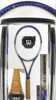 〜売却済みです〜【中古テニスラケット】W1096 ウイルソン ハンマー5.5ストレッチ 〜値下げしました【H29/11/26】〜