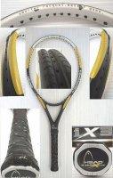 【中古テニスラケット】H0136  ヘッド i.X3  i.X3