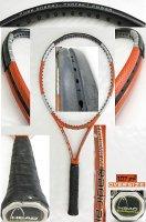 【中古テニスラケット】H0209 ヘッド リキッドメタルラジカル オーバーサイズ LIQUIDMETALRADICAL OVERSIZE