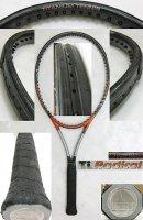 【中古テニスラケット】H0355 ヘッド Tiラジカル オーバーサイズ  Ti RADICAL OVERSIZE 値下げしました【H28/03/14】