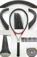 【中古テニスラケット】H0421  ヘッド Ti.S2