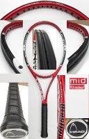 【中古テニスラケット】H0438  ヘッド フレックスポイント プレステージMID