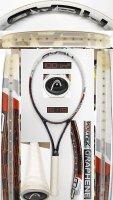 【中古テニスラケット】H0548  ヘッド ユーテック グラフィンスピードMP(16×19)