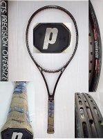 【中古テニスラケット】P0056 プリンス CTSプレシジョン オーバーサイズ