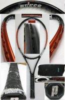 【中古テニスラケット】P0209 プリンス O3ハイブリッドツアー95 O3 HYBRID TOUR 95