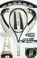 【中古テニスラケット】P0461 プリンス O3 スピードポート ホワイト O3 SPEEDPORT WHITE  値下げしました【H28/06/06】