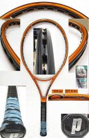 【中古テニスラケット】P0560 プリンス O3スピードポートツアー ミッドプラス