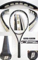 【中古テニスラケット】P0566 プリンス O3スピードポート ホワイト