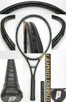 【中古テニスラケット】P0576 プリンス グラファイト オーバーサイズ(CHINA)