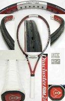【中古テニスラケット】D0371 ダンロップ ダイアクラスター リム2.0 Diacluster RIM2.0
