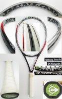 【中古テニスラケット】D0465 ダンロップ バイオミメティックF3.0ツアー 値下げしました【H30/05/07】
