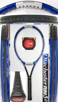 【中古テニスラケット】D0575 ダンロップ ダイアクラスターRIM5.0 値下げしました【H30/10/15】