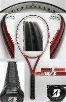 【中古テニスラケット】BS0065 ブリヂストン V−WI3.0 V-WI 3.0