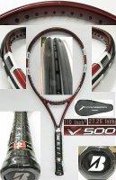 【中古テニスラケット】BS0107 ブリヂストン プロビーム V500  PROBEAM V500