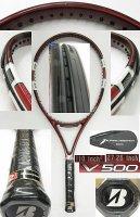 【中古テニスラケット】BS0108 ブリヂストン プロビーム V500  PROBEAM V500