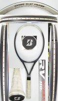 【中古テニスラケット】BS0167 ブリヂストン RVハイパー110i