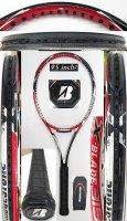【中古テニスラケット】BS0172 ブリヂストン Xブレード315