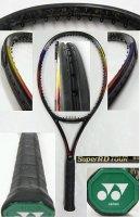 【中古テニスラケット】Y0311 ヨネックス スーパーRD ツアー95 SUPER RD TOUR 95
