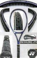 【中古テニスラケット】Y0401 ヨネックス R−24 REXKING 24 R-24 値下げしました【H27/04/19】