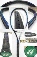 【中古テニスラケット】Y0453 ヨネックス RD‐8 ロング RD-8 LONG