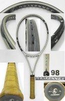 【中古テニスラケット】OT0124  プロケネックス タイプC 98 PROKENNEX TYPE C 98