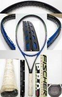 【中古テニスラケット】OT0223  フィッシャー バキュームプロMP