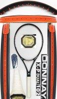 【中古テニスラケット】OT0268  ドネー X-Pデュアル102 〜値下げしました【R2/12/14】〜