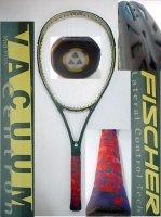 【中古テニスラケット】OT0016 フィッシャー VACUUM Centron ミッドプラス