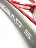 〜売却済みです〜【中古テニスラケット】W1163  ウイルソン TRIAD5 (2003年) 値下げしました【H30/09/11】