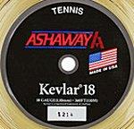 【ストリング+張り代セット】アシャウェイ ケブラー18 【Kevlar18】