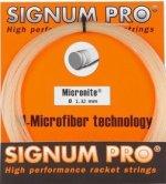 【ストリング+張り代セットで20%OFF】シグナムプロ  マイクロナイト1.32 【Micronite1.32】