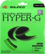 【ストリング+張り代セットで20%OFF】ソリンコ ハイパーG 1.30 【HYPER-G 1.30】