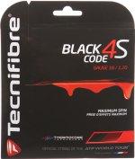 【ストリング+張り代セットで20%OFF】テクニファイバー ブラックコード4S 1.20 【BLACK CODE 4S 1.20】