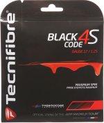【ストリング+張り代セットで20%OFF】テクニファイバー ブラックコード4S 1.25 【BLACK CODE 4S 1.25】