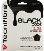 【ストリング+張り代セットで20%OFF】テクニファイバー ブラックコード1.28 【BLACK CODE1.28】