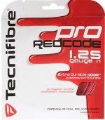 【ストリング+張り代セット・特価】テクニファイバー プロレッドコード1.25 【PRO REDCODE1.25】