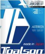 【ストリング+張り代セットで20%OFF】トアルソン アスタリスタ120 【ASTERISTA120】