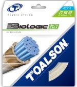 【ストリング+張り代セットで20%OFF】トアルソン バイオロジック128 【BIOLOGIC128】